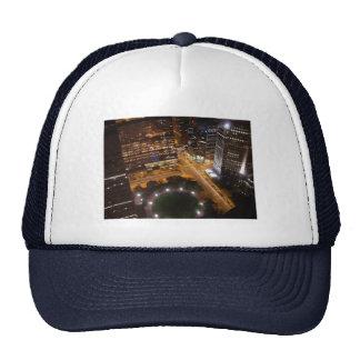 Minneapolis Minnesota Downtown View 40th Floor Trucker Hat