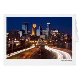 Minneapolis, Minnesota Greeting Card