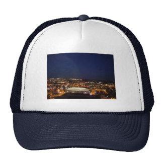 Minneapolis Minnesota Metrodome at Night Trucker Hat