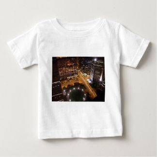 Minneapolis Minnesota Night in the City Baby T-Shirt