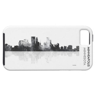 MINNEAPOLIS, MINNESOTA SKYLINE iPhone SE/5/5s CASE