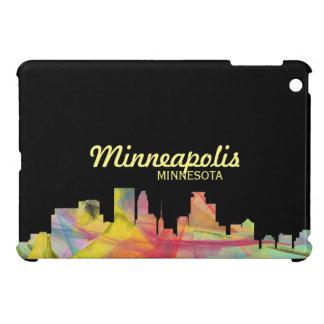 MINNEAPOLIS, MINNESOTA SKYLINE WB1 - iPad MINI COVERS