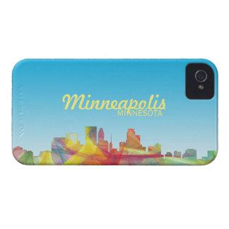 MINNEAPOLIS, MINNESOTA SKYLINE WB1 - iPhone 4 CASES