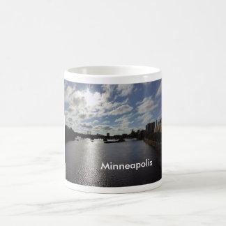 Minneapolis Mississippi River Photo Coffee Mug