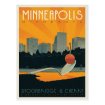Minneapolis, MN Postcard