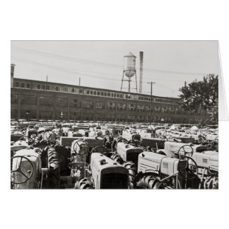 Minneapolis-Moline Tractors: 1939 Greeting Cards