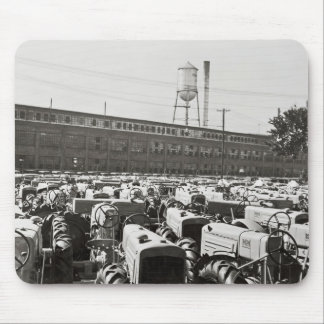 Minneapolis-Moline Tractors: 1939 Mouse Pad