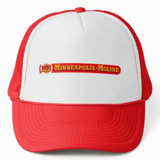 Minneapolis Moline Tractors Trucker Hat