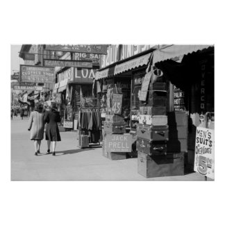 Minneapolis Pawn Shops, 1939 Posters