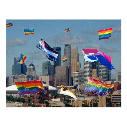 Minneapolis Pride Postcard