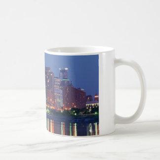 Minneapolis Skyline at night Coffee Mug