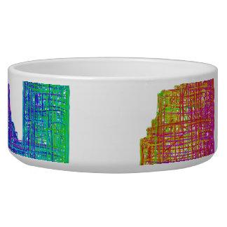 Minneapolis skyline bowl
