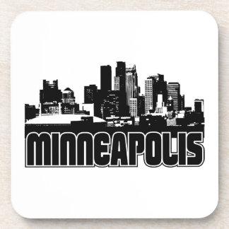 Minneapolis Skyline Coasters