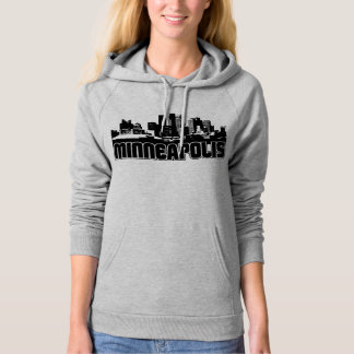 Minneapolis Skyline Hoodie