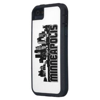 Minneapolis Skyline iPhone SE/5/5s Case