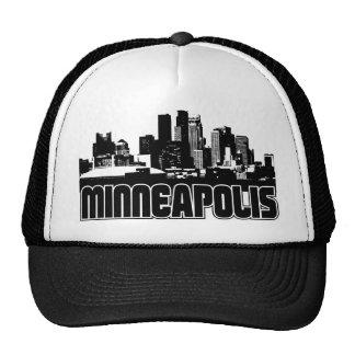 Minneapolis Skyline Trucker Hat
