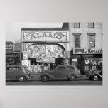 Minneapolis Streeet Scene, 1930s Posters