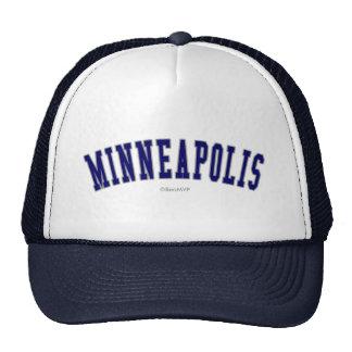 Minneapolis Trucker Hat