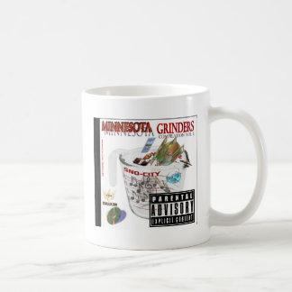 Minnedota Grinders Mixtape Vol. 1 Coffee Mug