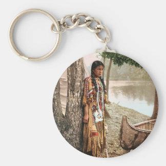 Minnehaha 1897 key chain