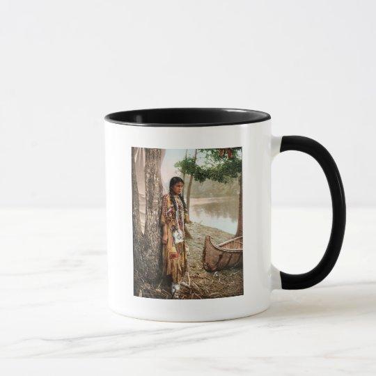 Minnehaha 1897 mug