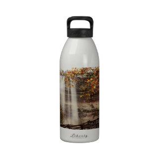 Minnehaha Falls, Minneapolis, Minnesota Circa 1900 Reusable Water Bottle