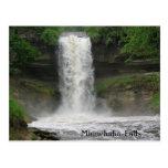 Minnehaha Falls Postcards