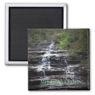 minnehaha waterfall magnet