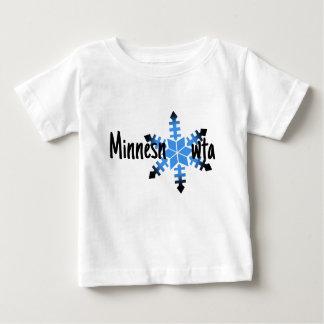 Minnesnowta divertido camisas