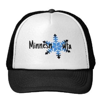 Minnesnowta Funny Trucker Hat