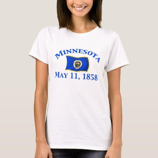 Minnesota 1858 T-Shirt