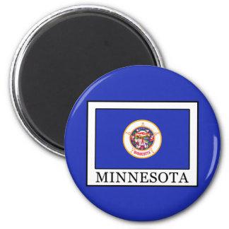 Minnesota 2 Inch Round Magnet