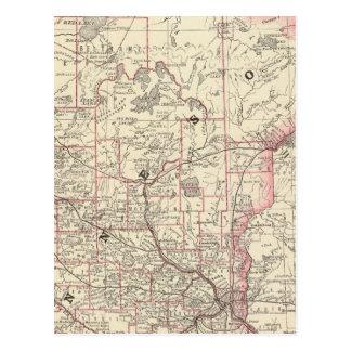Minnesota 2 tarjetas postales