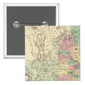 Minnesota 4 pin cuadrado