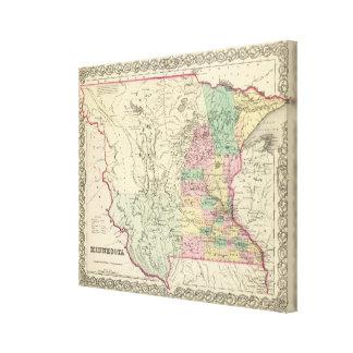 Minnesota 7 canvas prints