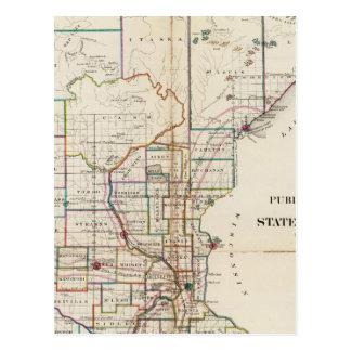 Minnesota 7 postcard
