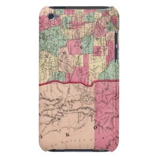 Minnesota and Dakota iPod Case-Mate Cases