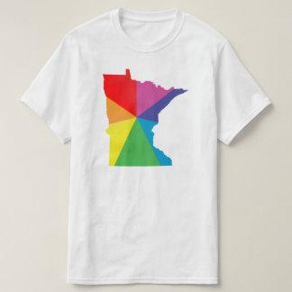 minnesota angled pride T-Shirt