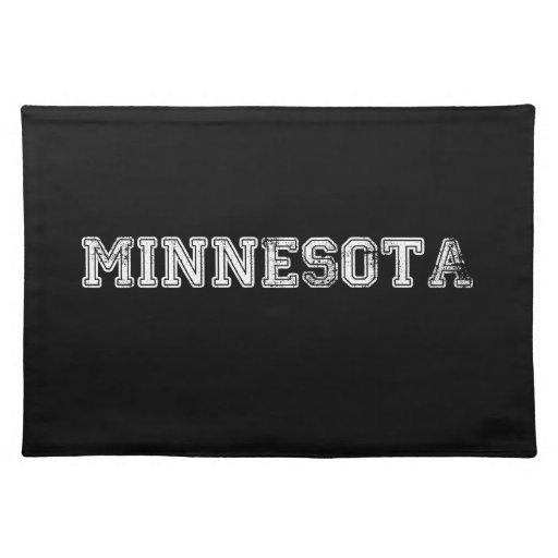 Minnesota apenado mantel individual