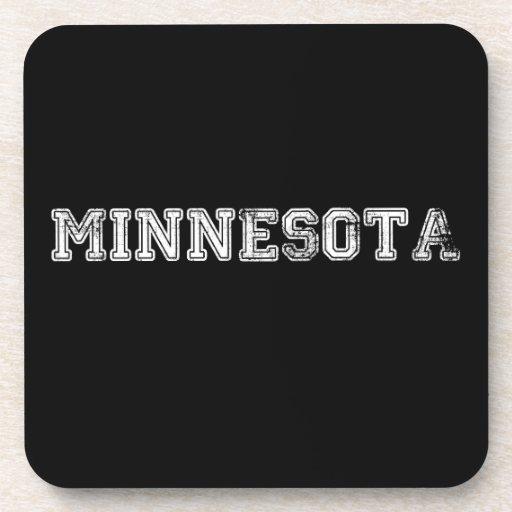 Minnesota apenado posavasos
