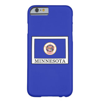Minnesota Barely There iPhone 6 Case