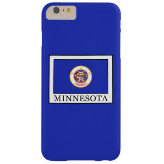 Minnesota Barely There iPhone 6 Plus Case