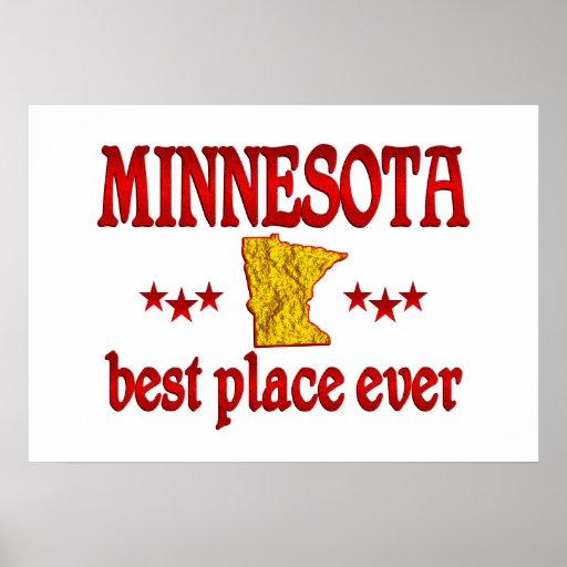 Minnesota Best Poster
