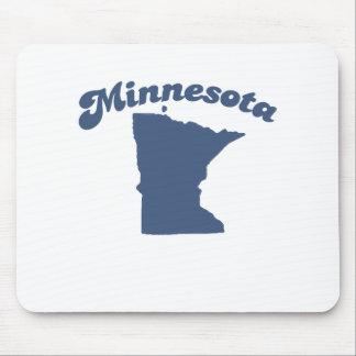 MINNESOTA Blue State Mouse Pads