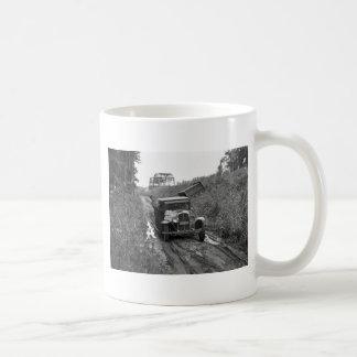 Minnesota Blueberry Pickers, 1937 Coffee Mug