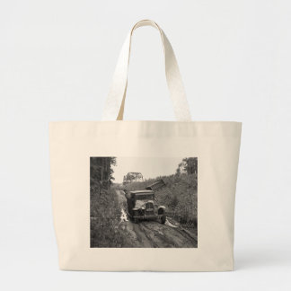 Minnesota Blueberry Pickers, 1937 Large Tote Bag