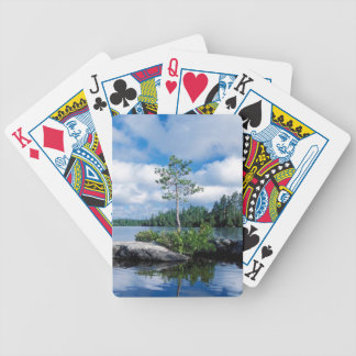 Minnesota Boundary Waters Bicycle Playing Cards