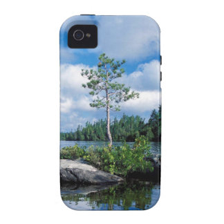 Minnesota Boundary Waters iPhone 4/4S Covers