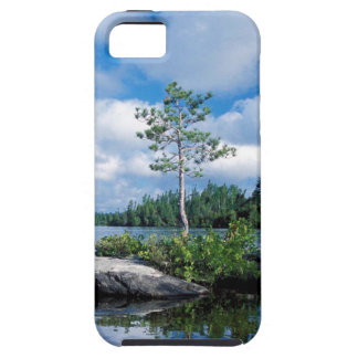 Minnesota Boundary Waters iPhone 5 Cases