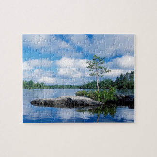 Minnesota Boundary Waters Jigsaw Puzzle